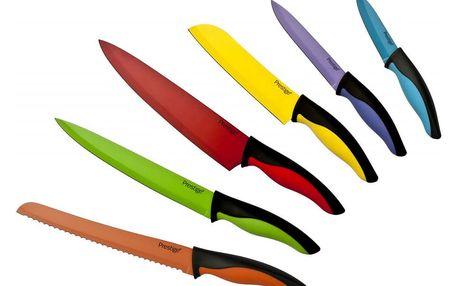 Set nepřilnavých nožů Prestige 6 ks