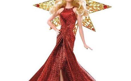 Barbie Mattel ve slavnostních šatech blond + Doprava zdarma