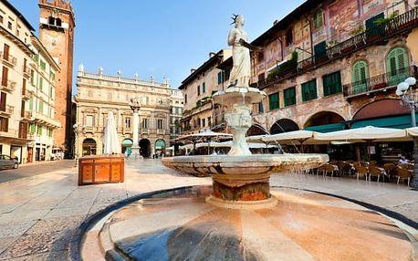 Valentýn v Itálii: výlet pro 1 os. s 1 nocí a snídaní 15.-18. 2.