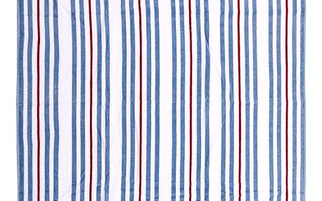 TipTrade Plážová osuška Ropes modrá 90x170