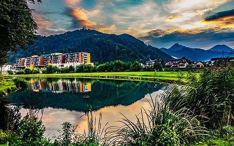 Hotel Thermana Park Laško****, Dovolená v moderním trendy hotelu v lázeňském centru Laško