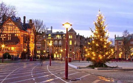 Super last minute: Vánoční Amsterdam s průvodcem