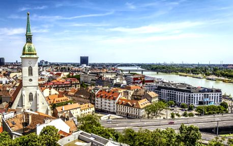 Austria Trend Hotel Bratislava ****, Elegantní 4* hotel v historické části Bratislavy