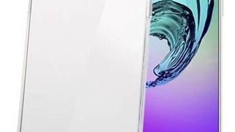 Kryt na mobil Celly Gelskin pro Samsung Galaxy A3 (2016) (GELSKIN534) průhledný