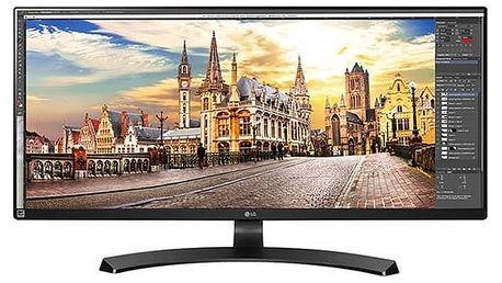 Monitor LG 29UM59 (29UM59-P.AEU) černý + Doprava zdarma