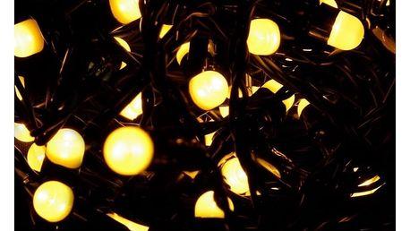 Marimex Řetěz 20 m - 200 maxi LED - teplá bílá - 18000126