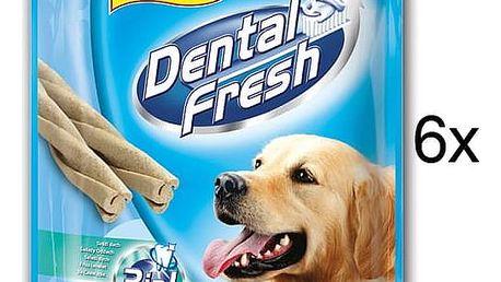 Pochoutka FRISKIES Friskies Dental Fresh pes 6 x180g