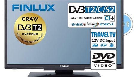 Televize Finlux 20FDMA4760 černá + DOPRAVA ZDARMA