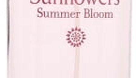 Elizabeth Arden Sunflowers Summer Bloom 100 ml toaletní voda tester pro ženy