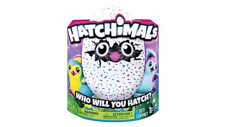 Hatchimals Alltoys Pengualas teal + Doprava zdarma
