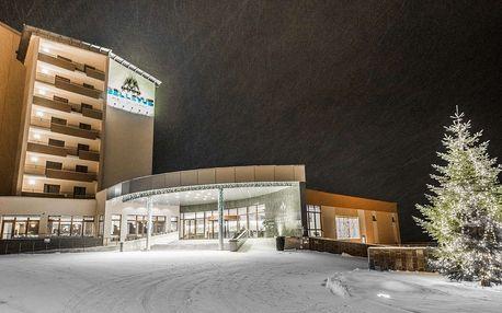 Zima v tatranském GRAND HOTEL BELLEVUE**** s procedurami