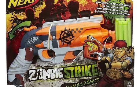 NERF Hasbro ZombieStrike HammerShot + Doprava zdarma