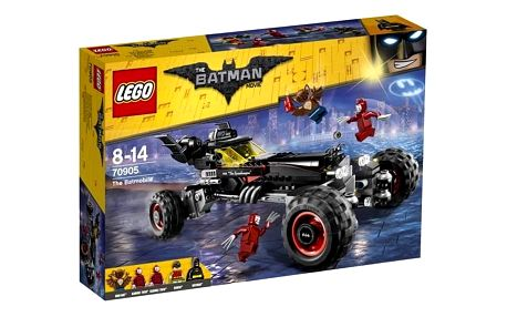 Stavebnice LEGO® BATMAN MOVIE™ 70905 Batmobil