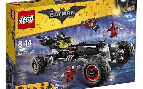 Stavebnice LEGO® BATMAN MOVIE 70905 Batmobil + Doprava zdarma