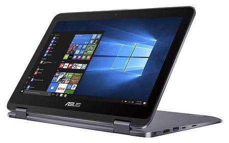 Notebook Asus VivoBook Flip 12 TP203NA-BP027TS (TP203NA-BP027TS) šedý + Doprava zdarma