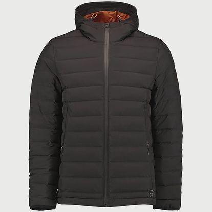 Bunda O´Neill AM Tube Weave Jacket Černá