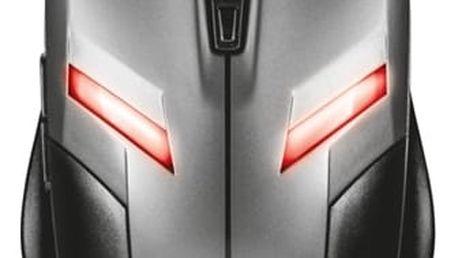 Myš Trust Ziva (21512) černá / optická / 6 tlačítek / 2000dpi