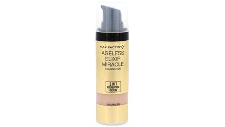 Max Factor Ageless Elixir 2in1 Foundation + Serum SPF15 30 ml makeup 50 Natural W