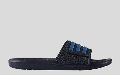 Pantofle adidas Performance kyaso ADJ Modrá