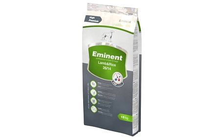Eminent Dog Lamb Rice 15 kg