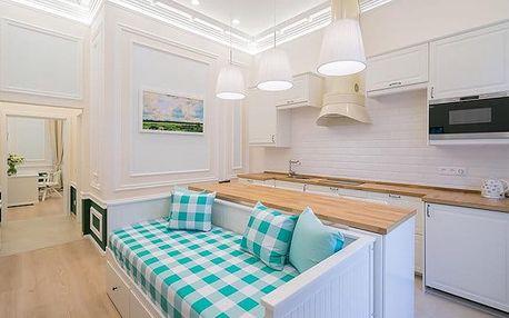 Dovolená v luxusních apartmánech Revelton Suites pro až 4 osoby v centru Karlových Varů
