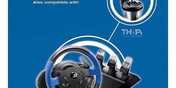 Volant Thrustmaster T150 PRO pro PS4, PS3, PC + pedály (4160696) černý + Doprava zdarma2