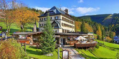 Hotel Praha - Špindlerův Mlýn