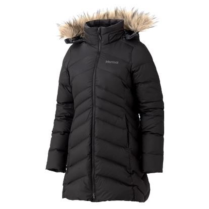 Dámský kabát Marmot Montreaux, zelený