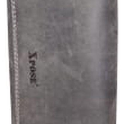 XPOSE ® Dámská peněženka XPOSE XH-25 - šedá