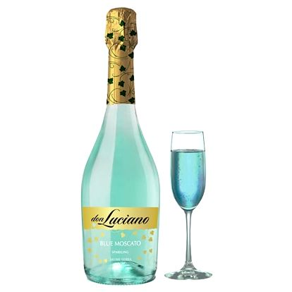 Charmat Don Luciano Blue Moscato 0,75l