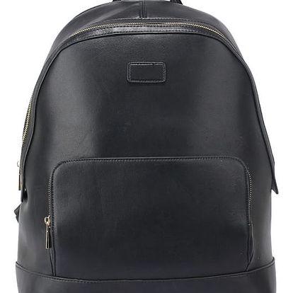 Dámský černý batoh Kelly 525
