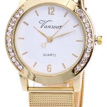 Dámské hodinky ve slavnostním designu