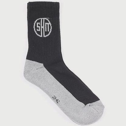 Ponožky SAM 73 UP 123 Černá