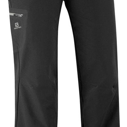 Dámské trekkingové kalhoty Salomon Wayfarer Winter, černé