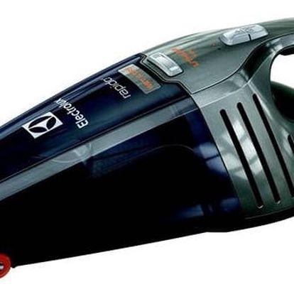 Akumulátorový vysavač Electrolux Rapido ZB6106WDT šedý + Navíc sleva 10 % + Doprava zdarma