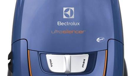 Vysavač podlahový Electrolux Ultra Silencer EUS8X2SB modrý + DOPRAVA ZDARMA