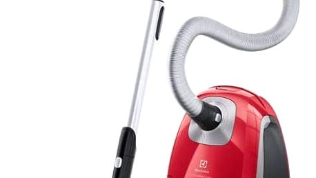 Vysavač podlahový Electrolux Ultra Silencer EUS8X2RR červený + Navíc sleva 10 % + Doprava zdarma