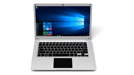 Notebook Umax VisionBook 14Wa (UMM200V45) stříbrný + Doprava zdarma