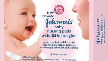 JOHNSON'S BABY Prsní vložky (50 ks)
