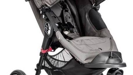 Kočárek sportovní Baby Jogger CITY ELITE 2016 Gray + Doprava zdarma