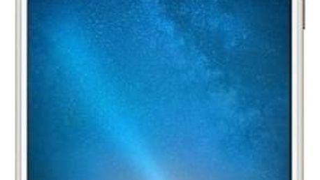 Mobilní telefon Huawei Mate 10 lite Dual SIM (SP-MATE10LDSGOM) zlatý Fitness náramek Huawei Band 2 Pro - černý (zdarma) + Doprava zdarma