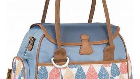 Přebalovací taška Babymoov Style Bag Petrol modrá + Doprava zdarma