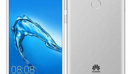 Mobilní telefon Huawei Nova Smart Dual SIM (SP-NOVASDSSOM) stříbrný + DOPRAVA ZDARMA