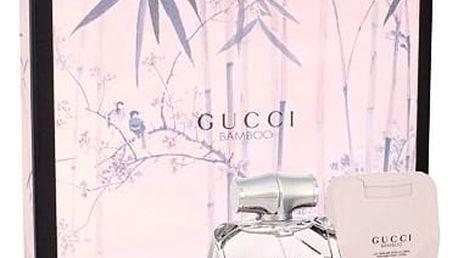 Gucci Gucci Bamboo EDP dárková sada W - EDP 50 ml + tělové mléko 100 ml