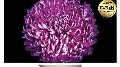 Televize LG 55EG9A7V černá/stříbrná + DOPRAVA ZDARMA