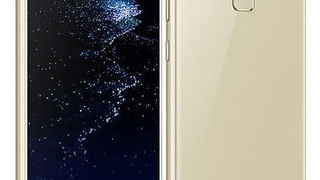 Mobilní telefon Huawei P10 Lite Dual SIM (SP-P10LITEDSGOM) zlatý Fitness náramek Huawei Band 2 Pro černý v hodnotě 1 999 Kč + DOPRAVA ZDARMA