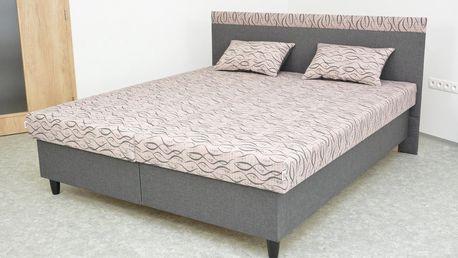 Čalouněná postel PALOMA