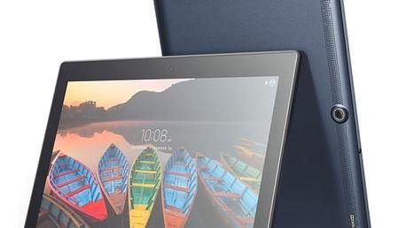 Dotykový tablet Lenovo TAB3 10 Plus (ZA0X0126CZ) modrý + DOPRAVA ZDARMA