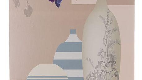 Obraz na stěnu - Orchidej modrý