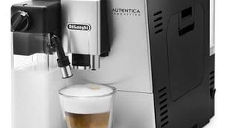 Espresso DeLonghi Autentica ETAM 29.660.SB černé/stříbrné + DOPRAVA ZDARMA
